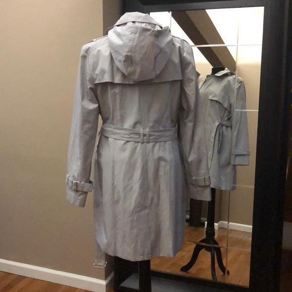 Cole Haan Jackets & Blazers - A Cole Haan raincoat